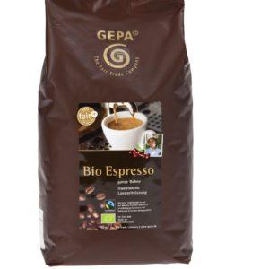 Gepa Bio Espresso Kaffee 1kg
