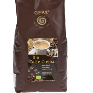 Gepa Bio Kaffeebohnen Caffè Crema 1kg