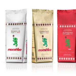 Mocambo Kaffeemischungen Mega Box