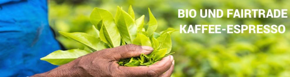 Bio & Fairtrade Kaffee- und Espressobohnen