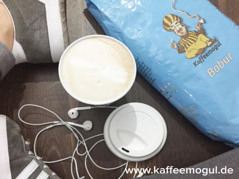 Kaffeemischung Kaffeemogul Babur (Hausmarke)
