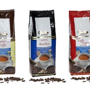 Gullo Kaffee-Box Kaffeebohnen