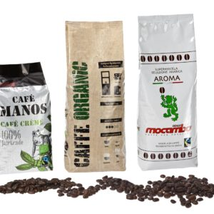Westhoff - Mocambo Fairtrade Kaffee Mega Box