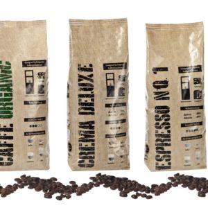Gullo Premium Kaffee-Box Kaffeebohnen
