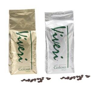 Viveri Goloso Box Kaffee Espresso
