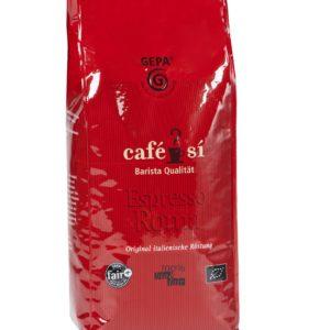 Gepa café si Espresso Kaffee Roma 1kg