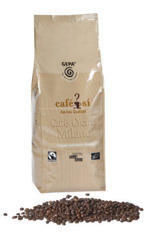 Gepa Cafesi Cafe Crema Milano 1kg