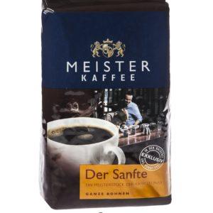 """Meister Kaffee """"Der Sanfte"""" 500 Gramm Bohne"""