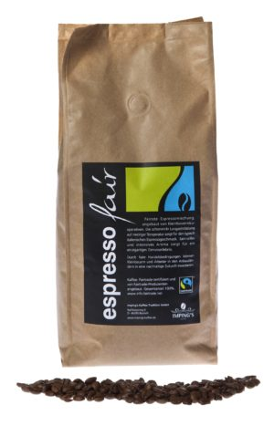 Impings Espresso Fairtrade 1kg