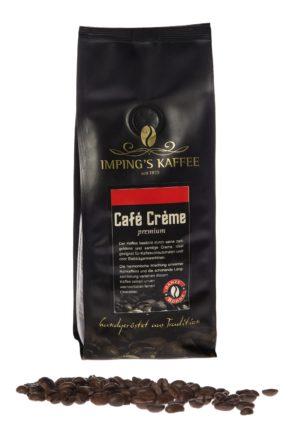 Impings Cafe Creme premium 250 gr.