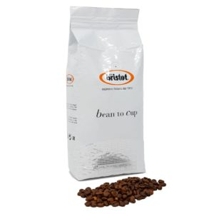 "Bristot ""bean to cup"" Kaffee 1 kg Ganze Bohne"