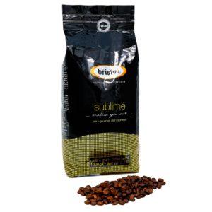 Bristot Sublime Arabica Kaffee 1 kg Ganze Bohne