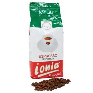 Ionia Espresso Superrior 1kg Bohne