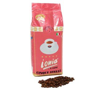 Ionia Cinque Stelle 1kg Bohne