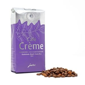 Jura Cafe Creme Blend 250 Gramm Bohne