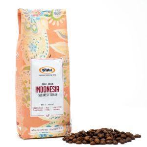 "Bristot ""Indonesia"" Sulawesi Toraja 250 Gramm Bohne"