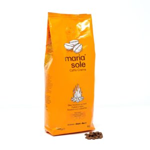 Maria Sole Caffe Crema 250 Gramm Ganze Bohne