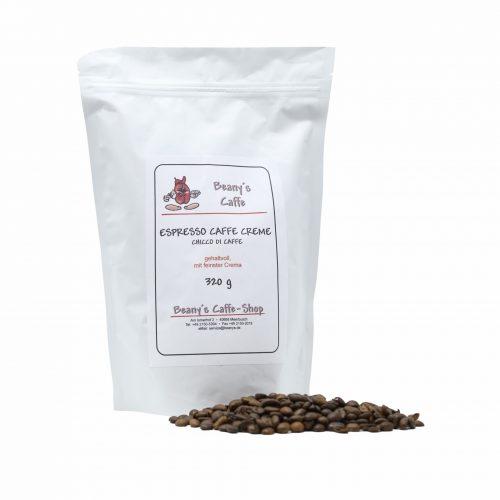 Beanys Caffe Creme 320gr. Bohne
