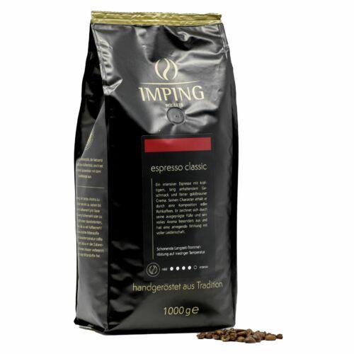 Imping Espresso Classic 1kg Bohne