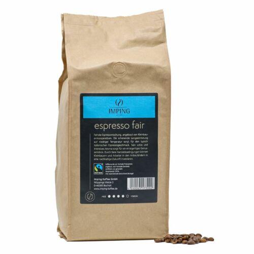 Imping Espresso Fair 1kg Bohne