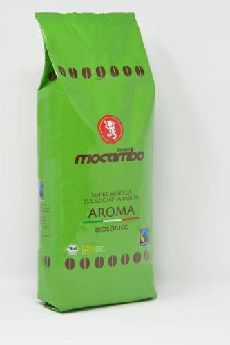 Mocambo Biologico Aroma 1kg Bohne
