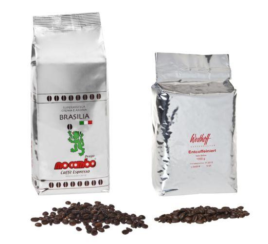 Mocambo-Westhoff Coffeebox Entkoffeiniert