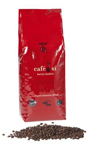 Gepa CafeSi Espresso Roma 1kg
