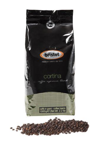 Bristot Cortina Kaffee Espresso 1 kg