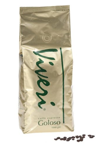 "VIVERI Goloso ""Gold"" Espresso Kaffee 1kg"