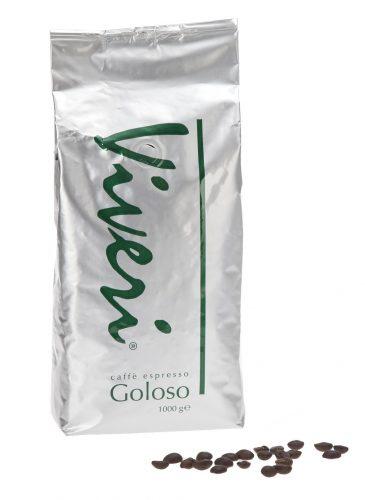 """VIVERI Goloso """"Silber"""" Espresso Kaffee 1kg"""