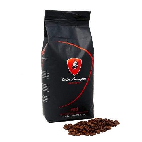 Lamborghini Espresso Kaffee BLACK 1kg