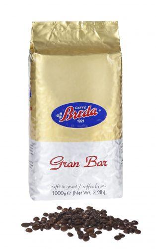 Breda Gran Bar Kaffee 1kg
