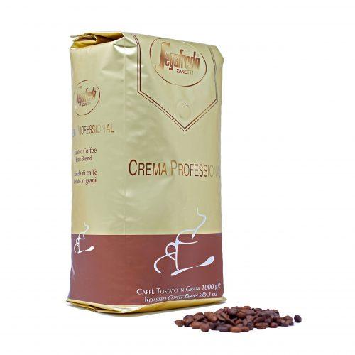 Segafredo Caffe Crema Professional 1kg Ganze Bohne