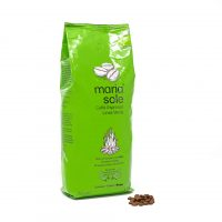 Maria Sole Line Verde Caffe Espresso Bio 250 Gramm Ganze Bohne
