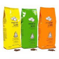 MariaSole Caffe Box 3 x 1kg Ganze Bohne