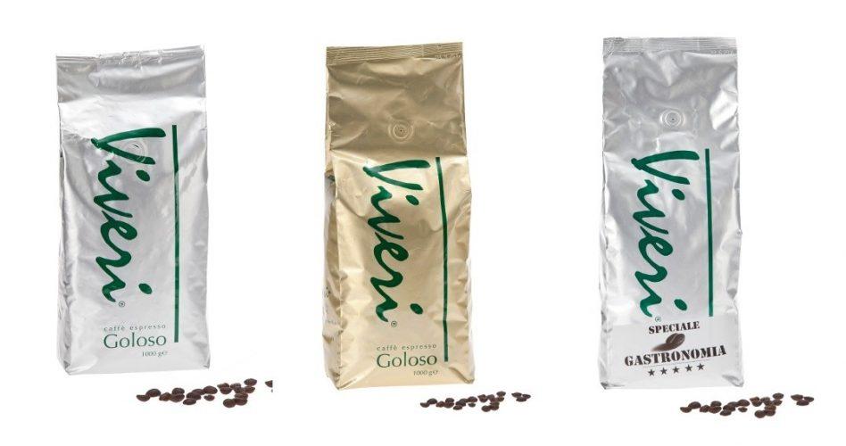 Viveri Goloso Mega Box Espresso Kaffee